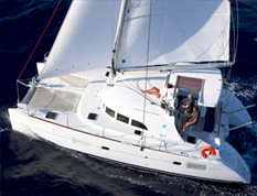 Alquiler catamaran  Ibiza