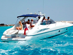 rent motorboat ibiza