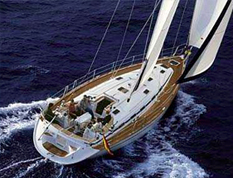 Sailboat for rent Ibiza