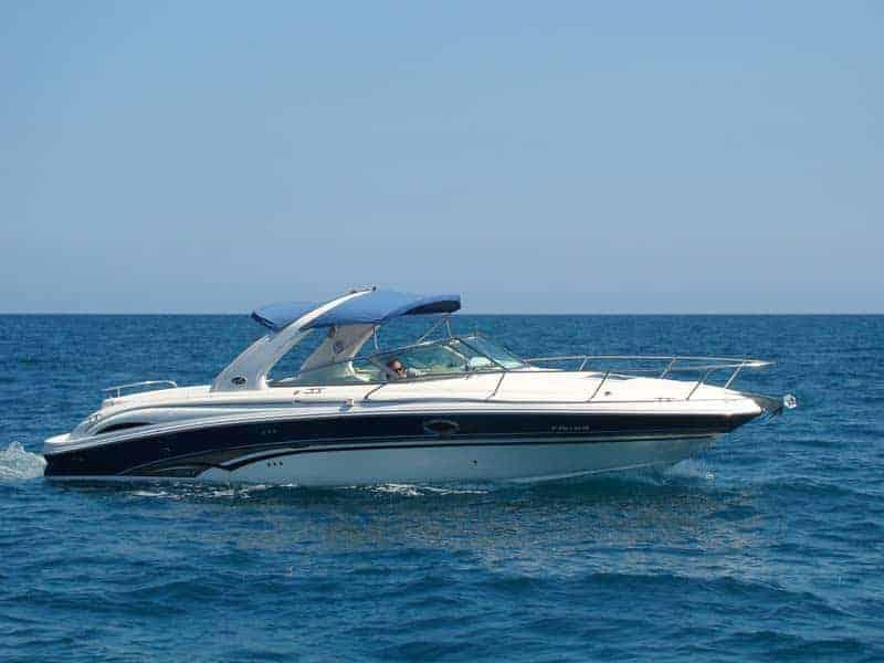 Sea Ray 295 Sunsportfor hire in Ibiza