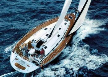 Sailboat Bavaria 49 for hire in Ibiza