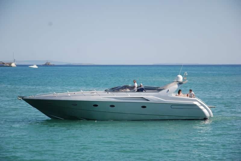 Sunseeker 55 Power boatfor hire in Ibiza