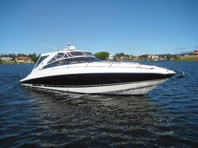Sunseeker S 43for hire in Ibiza