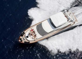 Yacht Astondoa  A 72 GLXfor hire in Ibiza