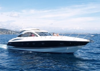 Sunseeker Camargue 50for hire in Ibiza