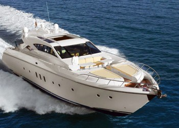 Dalla Pieta 72 Yachtfor hire in Ibiza