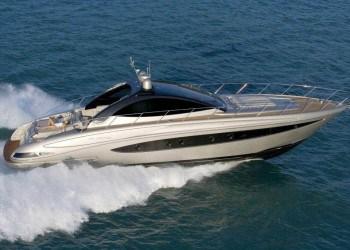 Riva Vertigo 63 Yachtfor hire in Ibiza