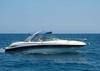 Sea Ray 295 Sunsportfor hire in Ibiza