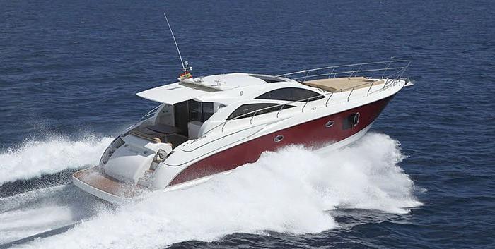 Astondoa 53 open - IbizaBoats