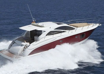 Astondoa 53 openfor hire in Ibiza