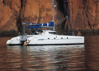 Cata Bahia 46 for rent in Ibiza