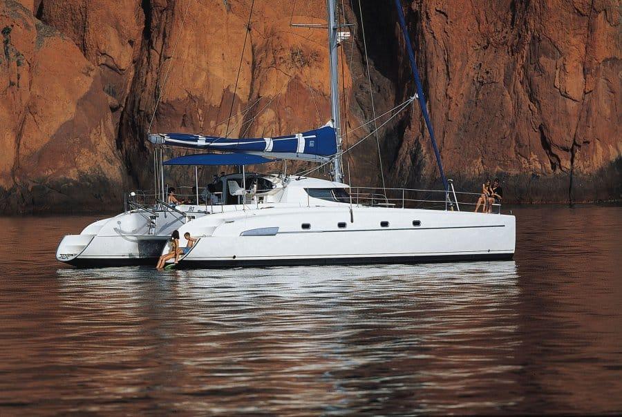 Cata Bahia 46 for rent in Ibiza