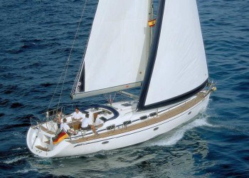 Sailboat Bavaria 46 for hire in Ibiza