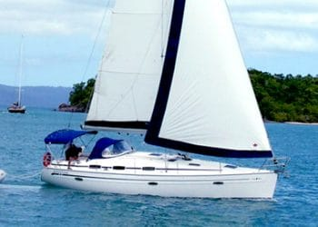Sailboat Bavaria 39 for hire in Ibiza