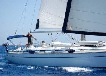 Sailboat Bavaria 44 for hire in Ibiza