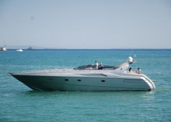 Sunseeker 55 Power boatfor hire in Ibiza