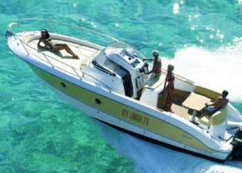Sessa Key Largo 28for hire in Ibiza