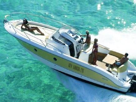 Sessa Key Largo 28for hire in Ibiza