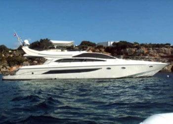 Riva Dolce Vita 70 Yachtfor hire in Ibiza
