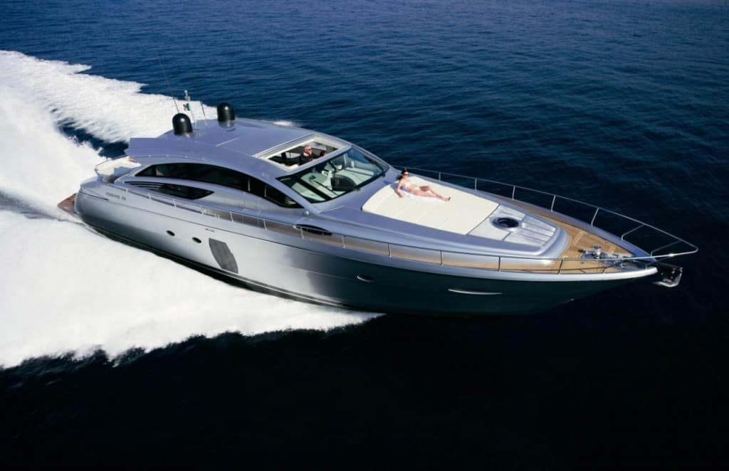 Pershing 72 Yachtfor hire in Ibiza