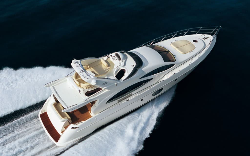 Azimut 68 Evolution Yachtfor hire in Ibiza