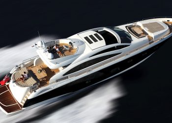 Sunseeker Predator 84for hire in Ibiza