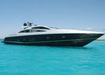 Sunseeker Predator 82for hire in Ibiza