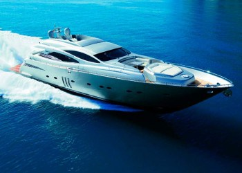 Pershing 90 Yachtfor hire in Ibiza