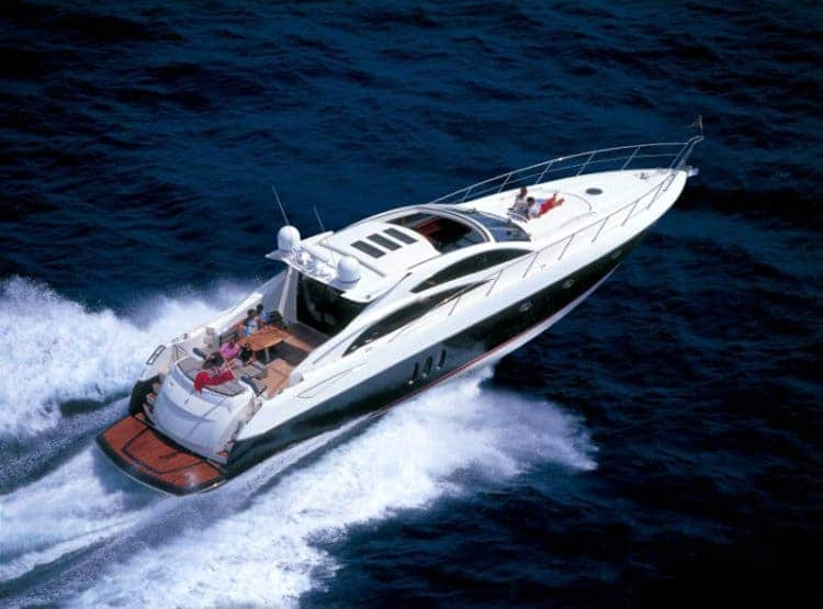 Sunseeker Predator 72for hire in Ibiza