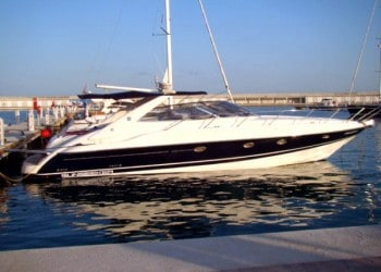 Sunseeker 47for hire in Ibiza