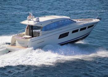 Prestige 500 Sfor hire in Ibiza