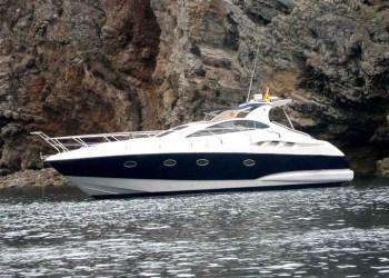 Astondoa 40 Openfor hire in Ibiza
