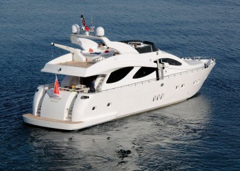 Seawide 78 Yachtfor hire in Ibiza
