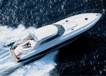Sunseeker Predator 58for hire in Ibiza