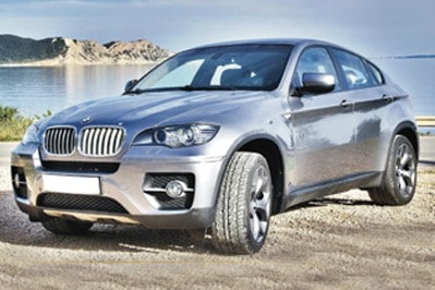 alquiler de coches bmw x6 pack m en ibiza. Black Bedroom Furniture Sets. Home Design Ideas
